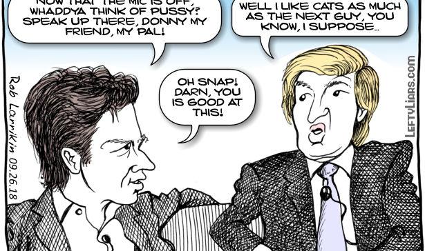 Bush Trump Access Hollywood