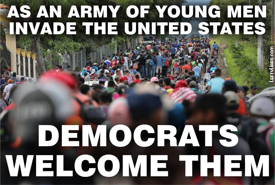 Democrats Welcome Invasion
