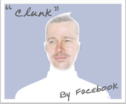 Clunk. C. Clunk