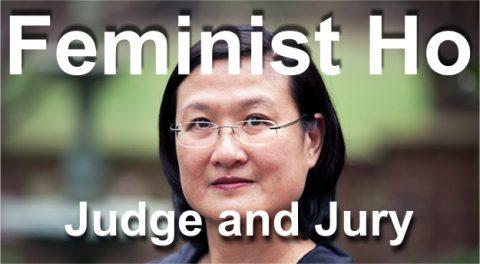 Jennifer Ho Feminazi
