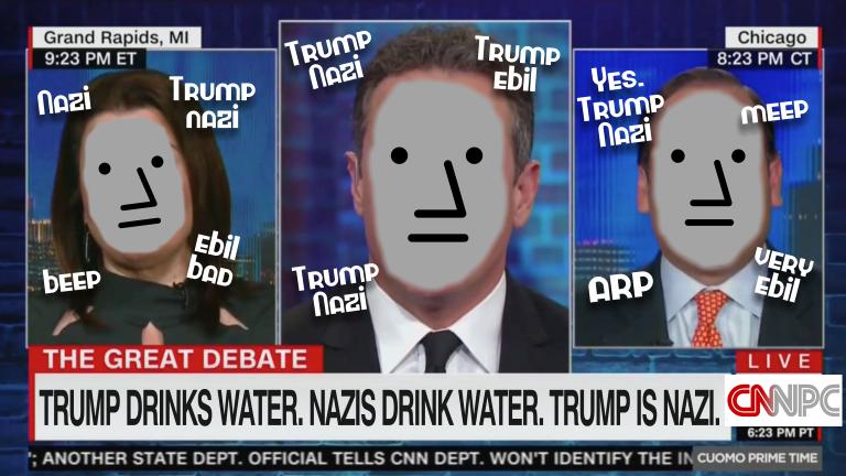 Trump is Nazi