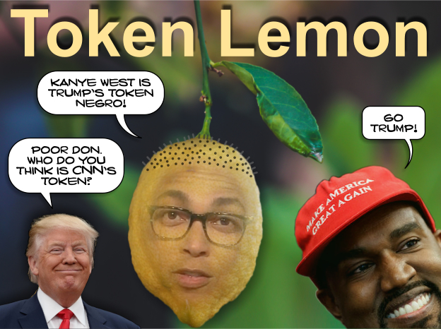 Token Don Lemon