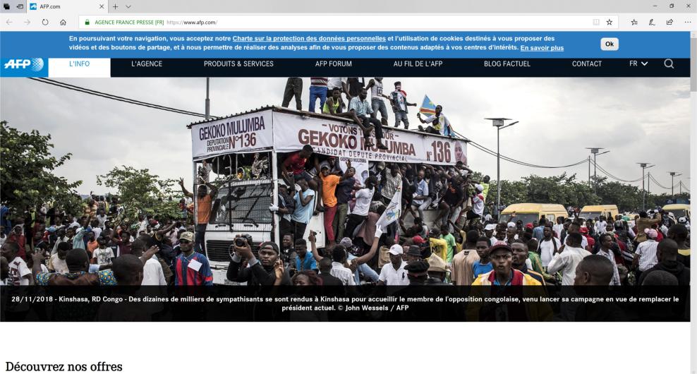 AFP screenshot
