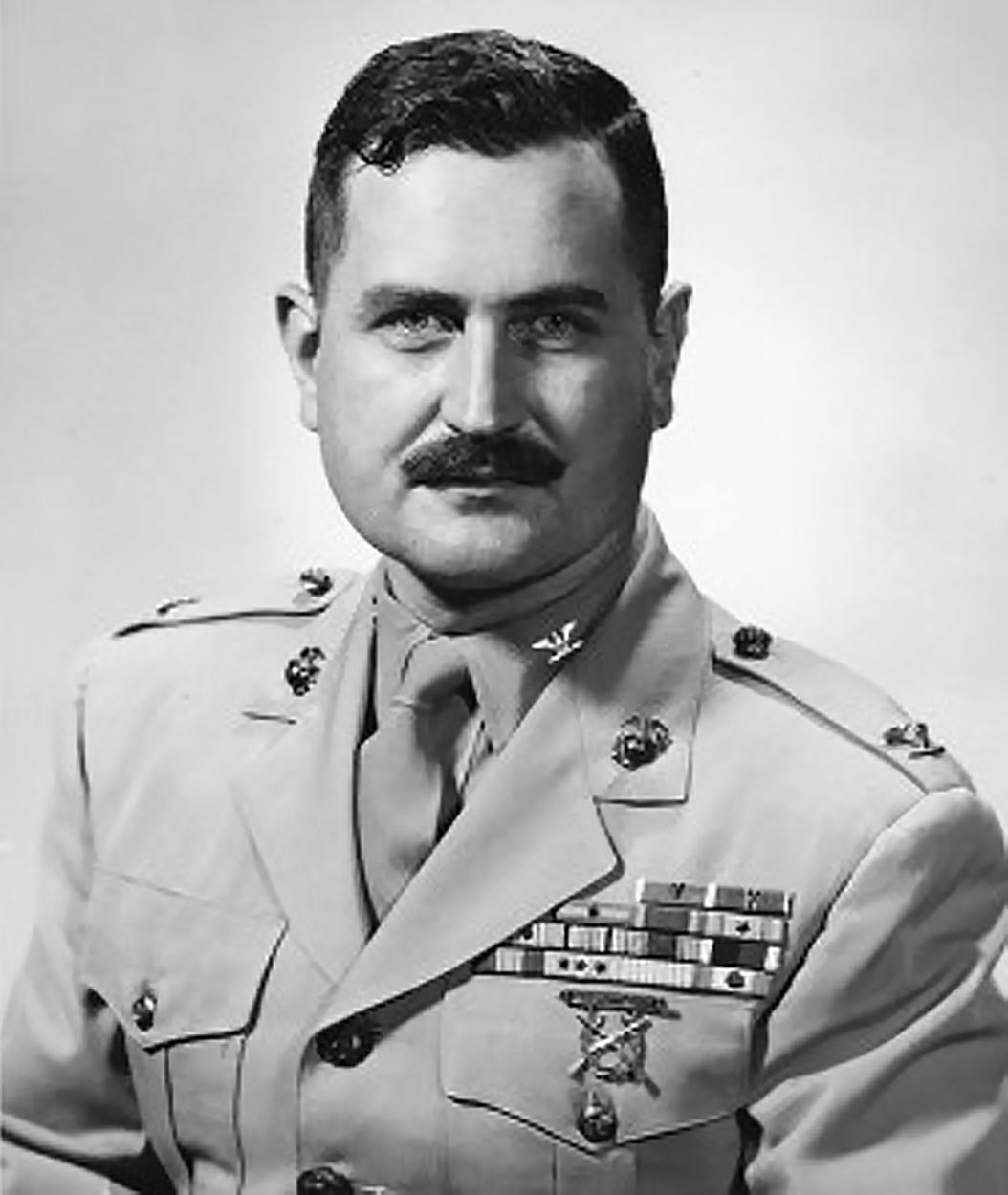 Col Robert D. Heinl