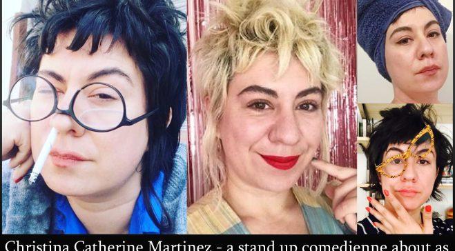 Christina Catherine Martinez