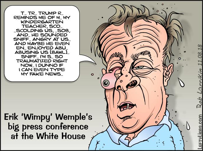 Erik 'Wimpy' Wemple