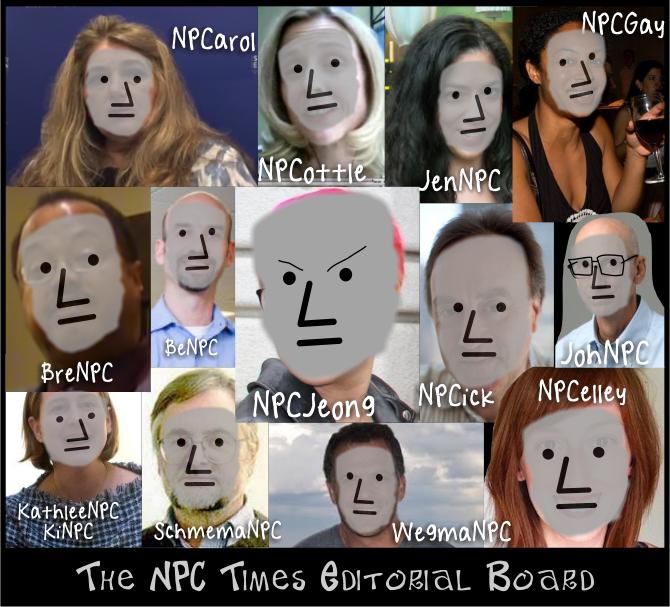 NPC Editorial Board