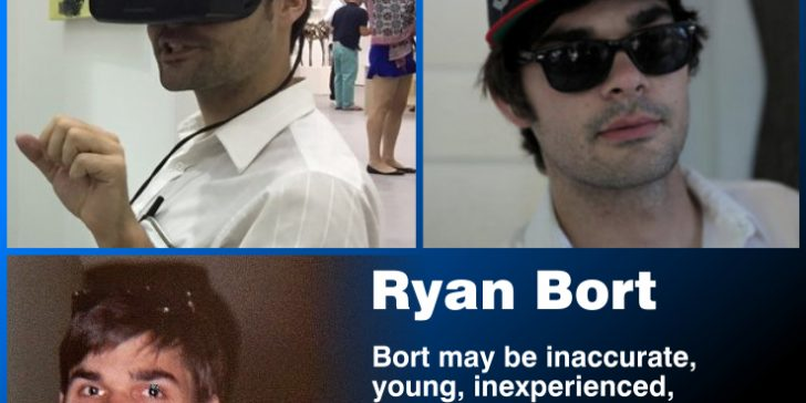 Ryan Bort - Rolling Stone