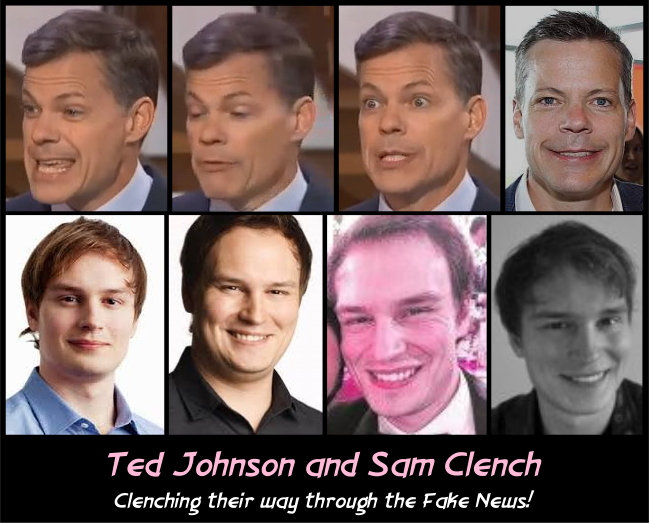 Ted Johnson, Sam Clench