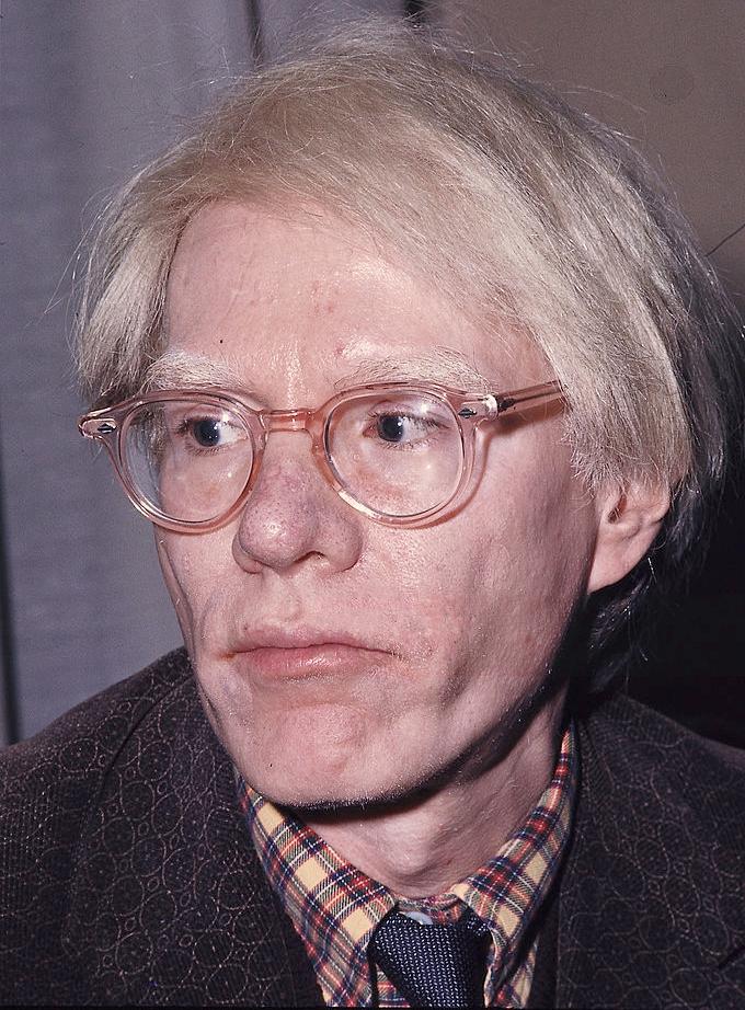 Andy Warhol 1975