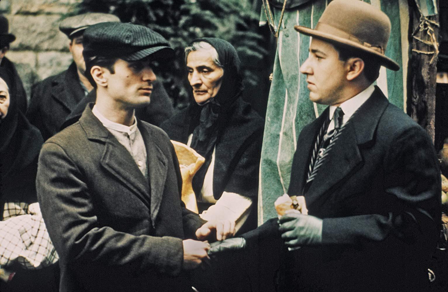 Vito Corleone Robert De Niro