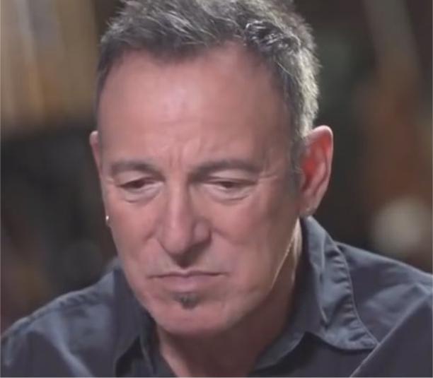 Bruce. Struggled with depression.