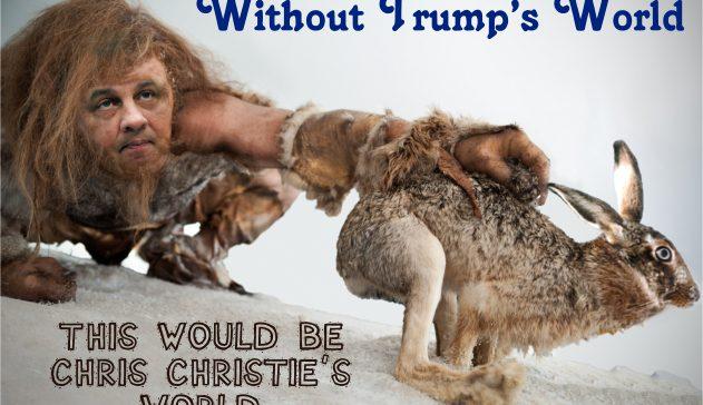 Chis Christie's world