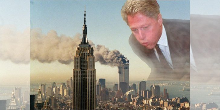 Clinton caused 911