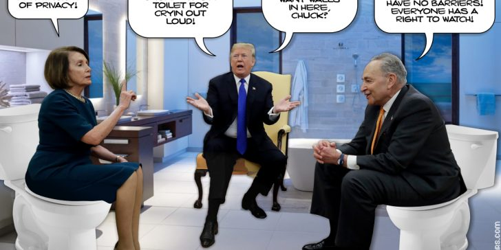 Pelosi Trump Schumer