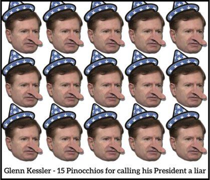 Pinocchio Glenn Kessler
