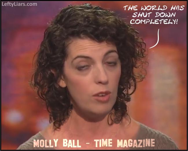Molly Ball Fake News