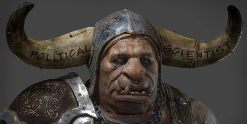 Orc Political Scientist