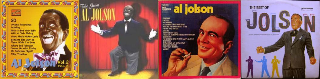 Al Jolson much loved