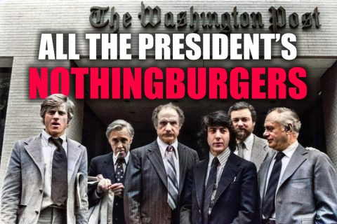 All The President's Nothingburgers