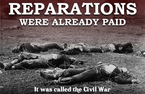 Reparations were already paid