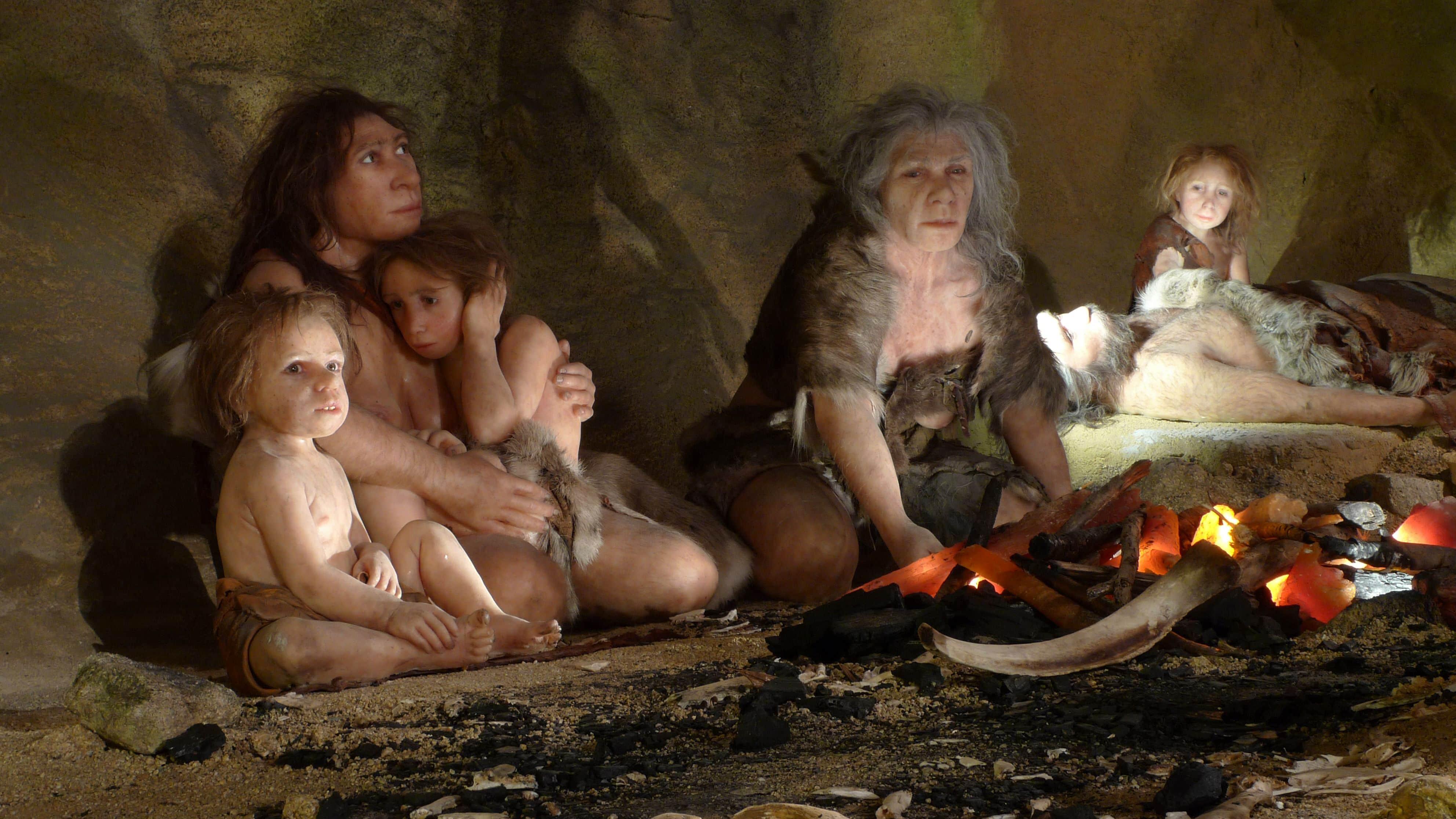 Cave parents