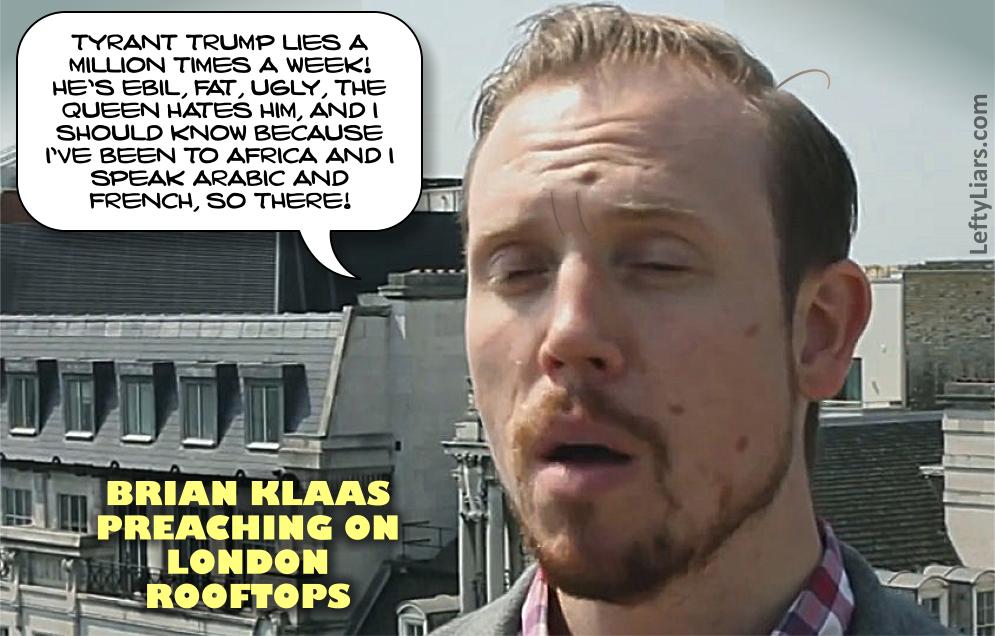 Brian Klaas
