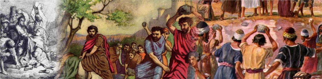 Stoning usurers