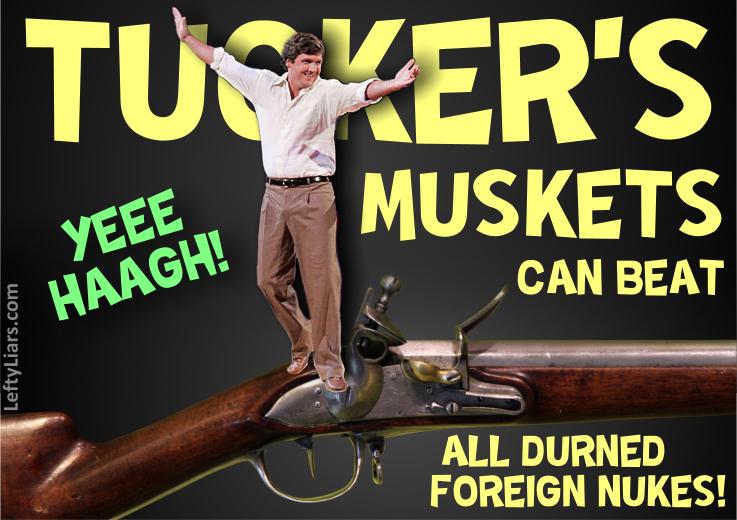 Tucker's Muskets