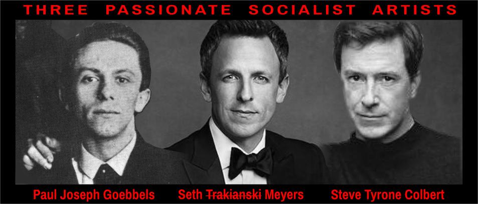 Goebbels Meyers Colbert