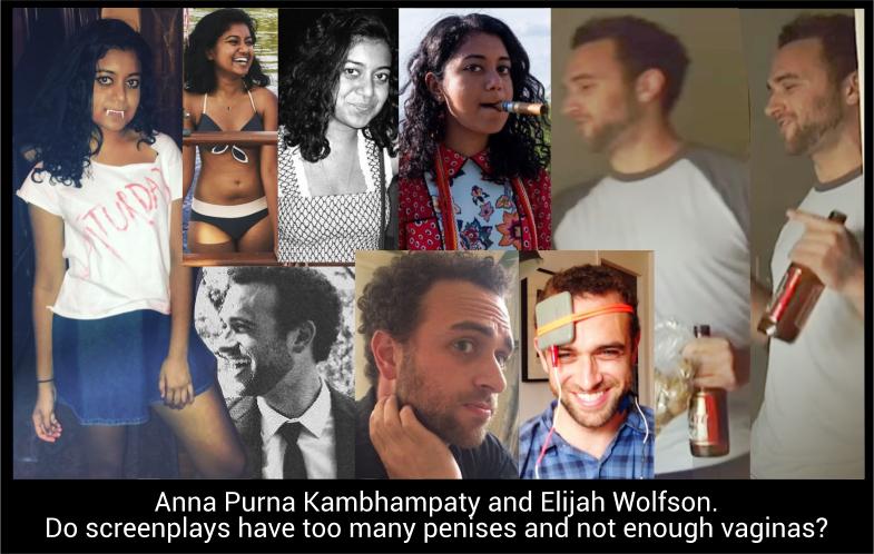 Anna Purna Kambhampaty and Elijah Wolfson