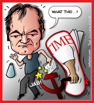 Quentin Tarantino Time Magazine