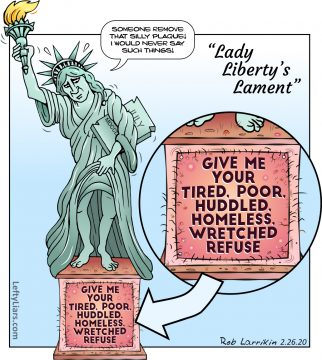 Lady Liberty's Lament