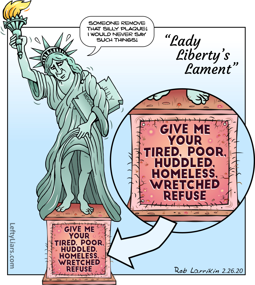 Lady Liberty's Lament