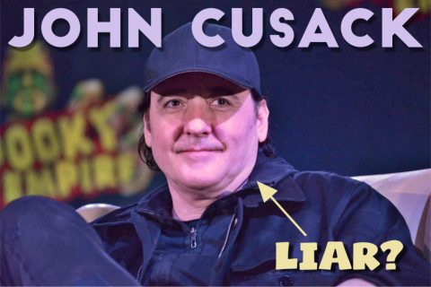 John Cusack Lied About Trump