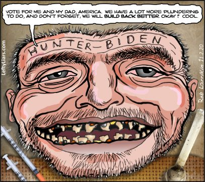 Hunter Biden Meth Teeth