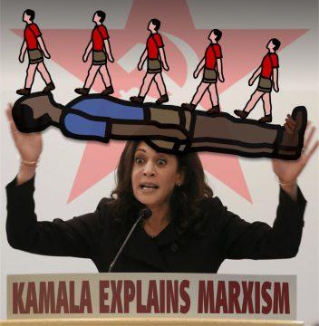 kamala harris explains marxism