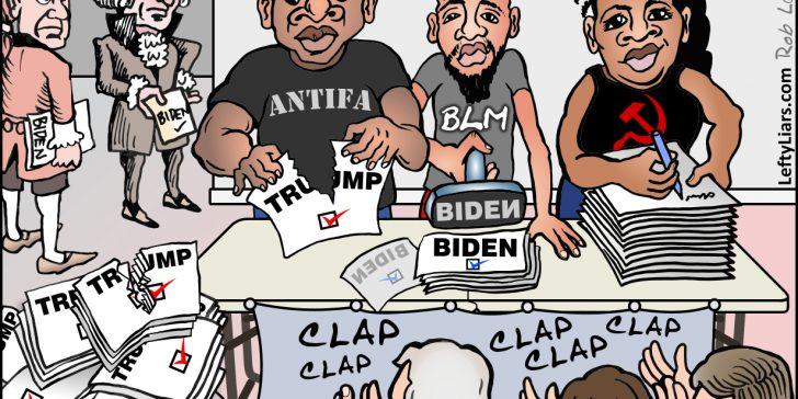 2020 Stolen Election