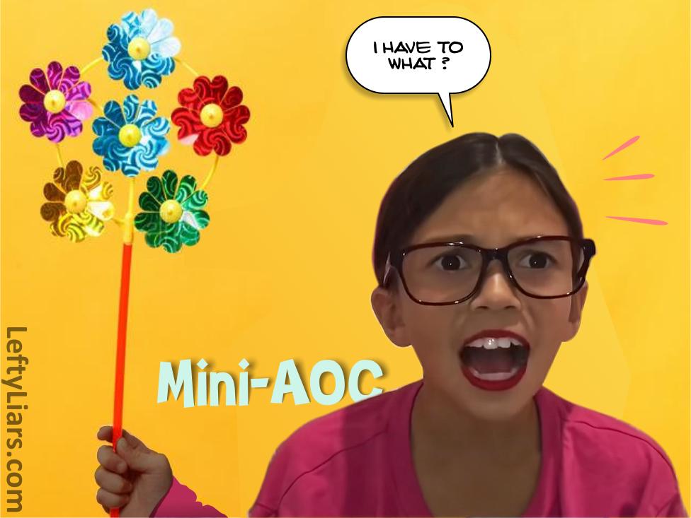 Mini-AOC blows hot air
