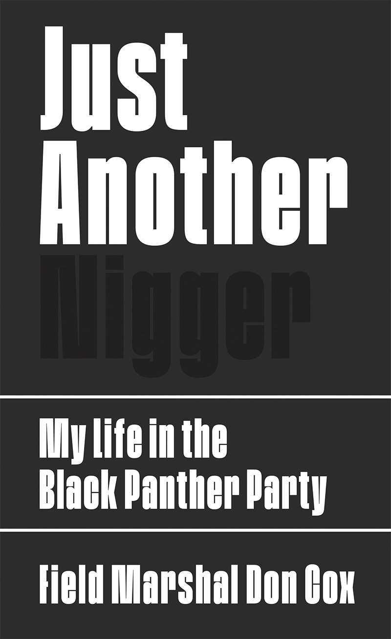 Panther book - Just Another Nigger