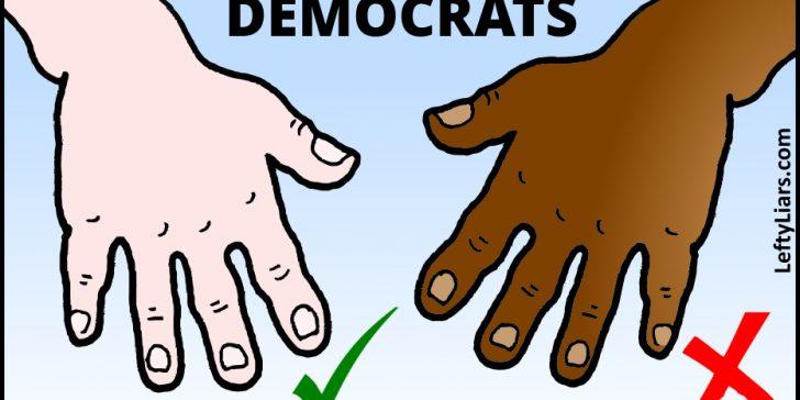 Democrats think being black is a handicap