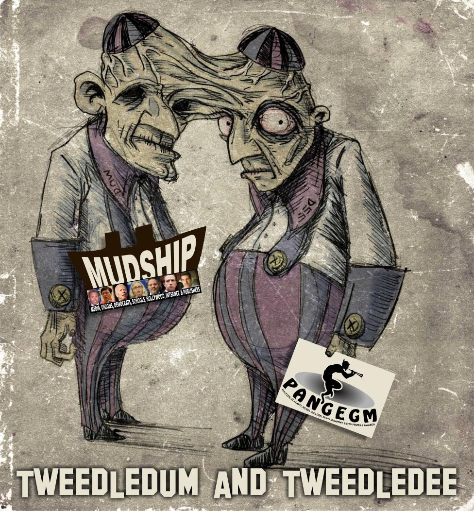 MUDSHIP and PANGEGM - Tweedledum and Tweedledee